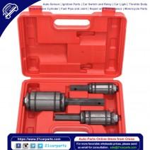 3pc Tail Pipe Expander Tool Set Gray & Black