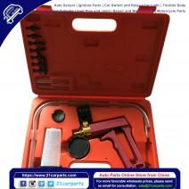 Vacuum Brake Bleeder Hand Held Pump Tester Kit