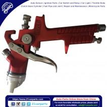 1.4mm HVLP Gravity Feed Spray Gun Red
