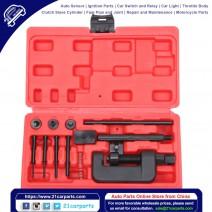 Chain Breaker Riveting Tool Kit Black