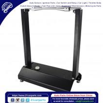 TD-004-03 High Quality Steel & Aluminum Wheel Balancer Kit for Motorcycles Black