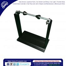 TD-004-02 High Quality Steel Wheel Balancer Kit for Motorcycles Black